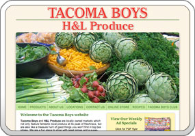 Tacoma Boys Website