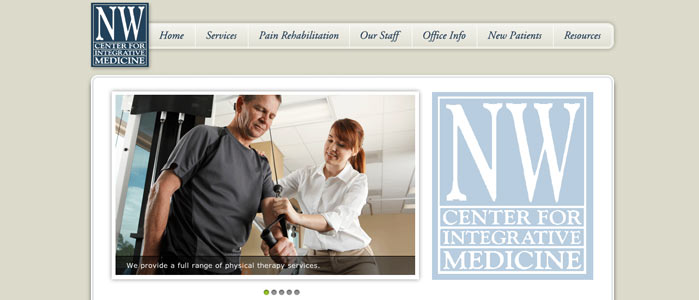 NW Center for Integrative Medicine website